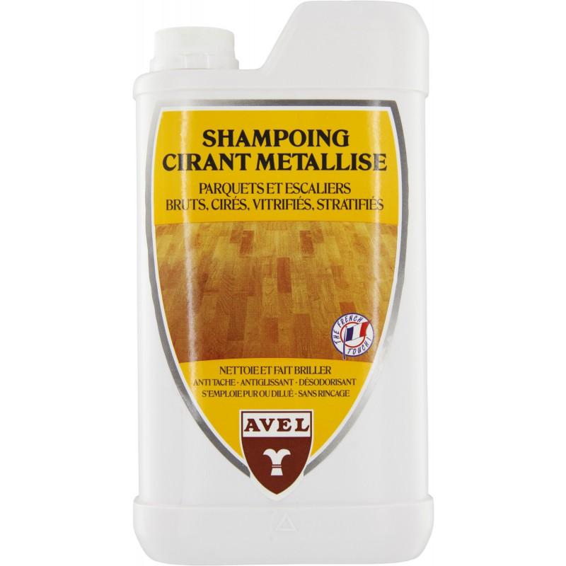 Shampooing cirant métallisé Avel - Flacon 1 l