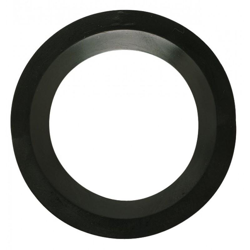 Joint de centrage caoutchouc entre mécanisme et réservoir Gripp - Diamètre extérieur 90 mm - Intérieur 60 mm