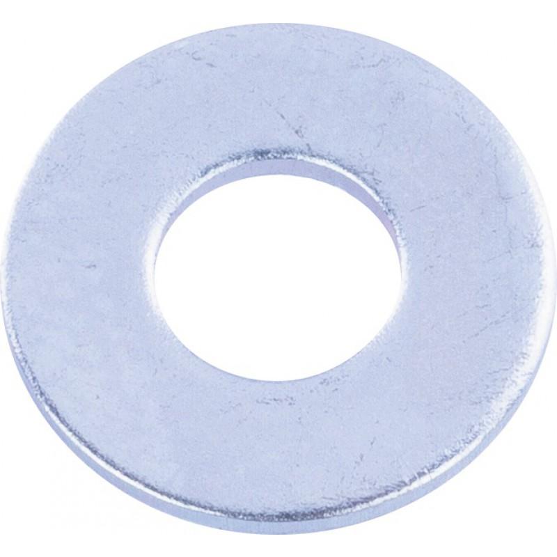 Rondelle plate acier zingué - Ø4mm - 75pces - Fixpro