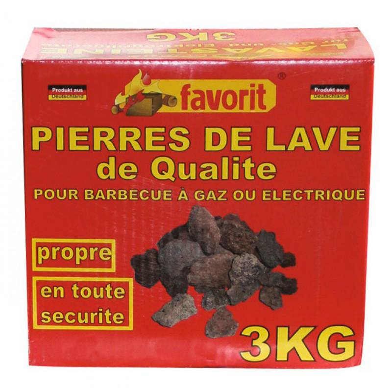 Pierre de lave Favorit - 3 kg
