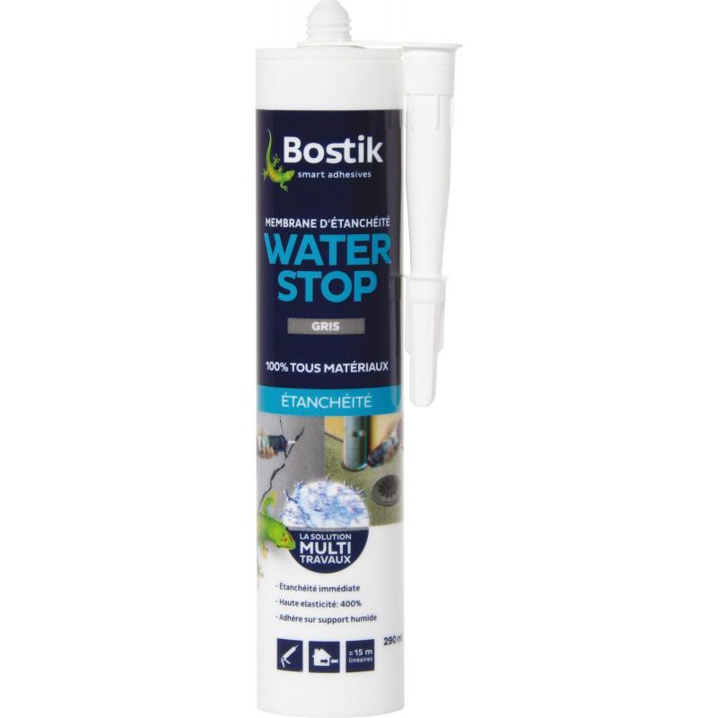 Membrane d'étanchéité Waterstop Bostik - Cartouche - 290 ml
