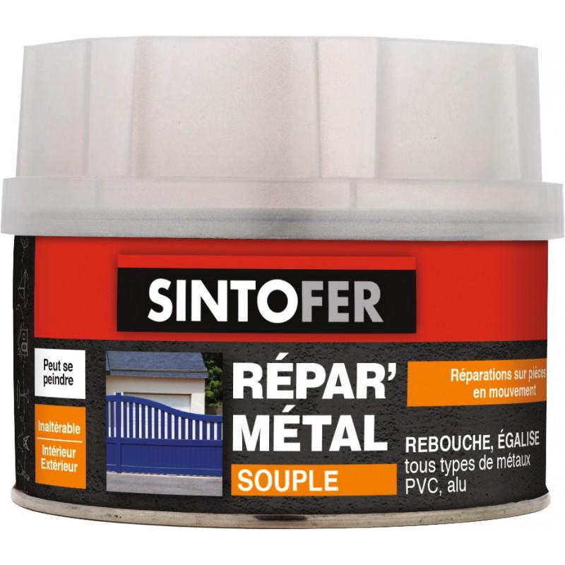 Répar' métal souple Sintofer - Boîte 300 g
