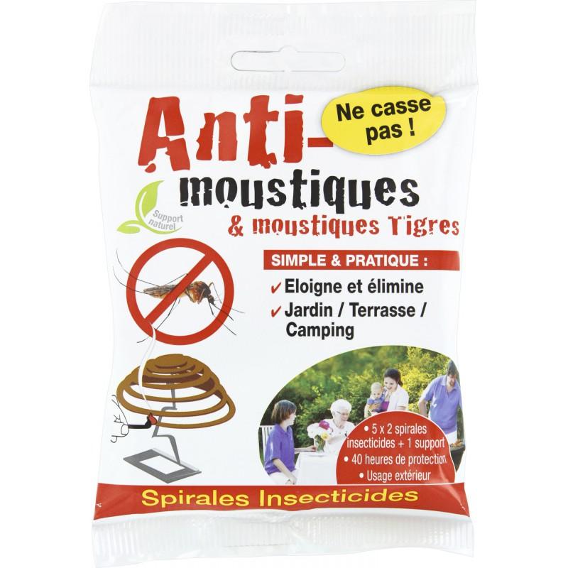 Spirale anti-moustiques Florendi - Vendu par 10