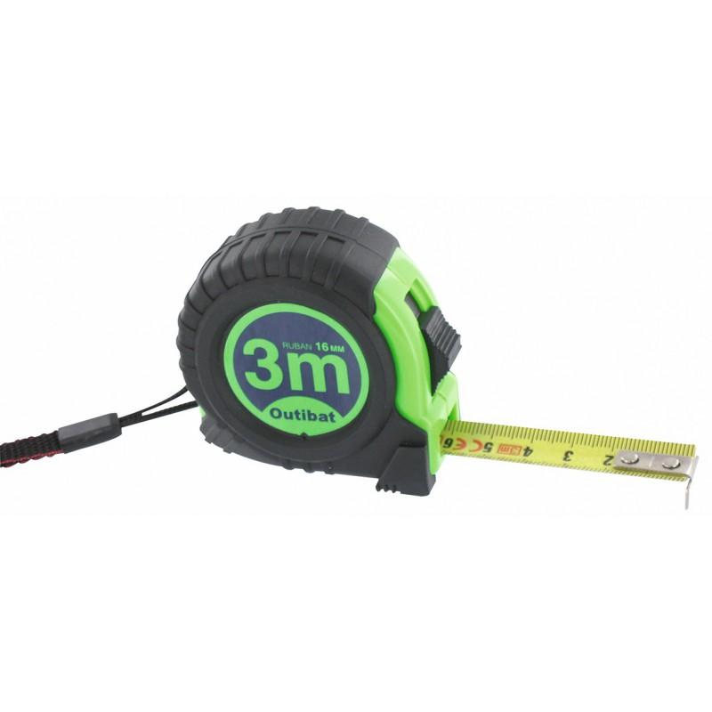 Mesure Bi-matière Outibat - Longueur 3 m