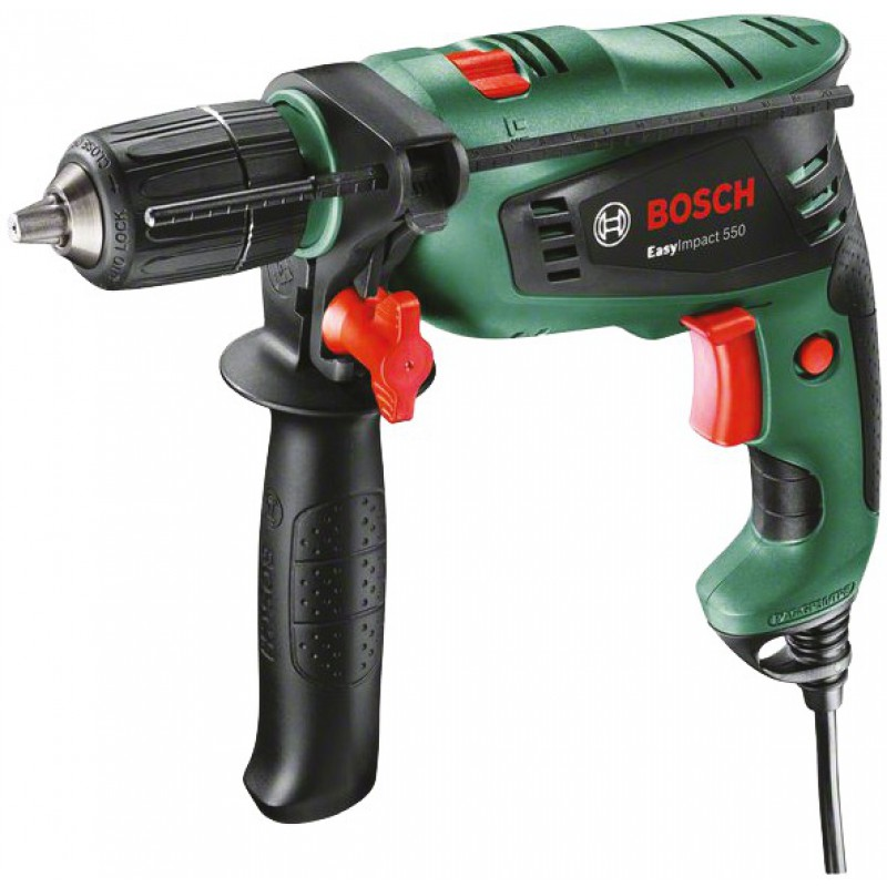 Perceuse PSB Easy Impact Bosch - 500 W