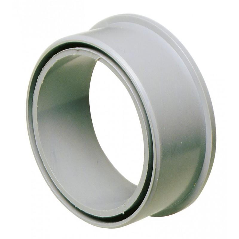 Tampon de réduction 1 piquage Mâle / Femelle Girpi - Diamètre 63 - 50 mm