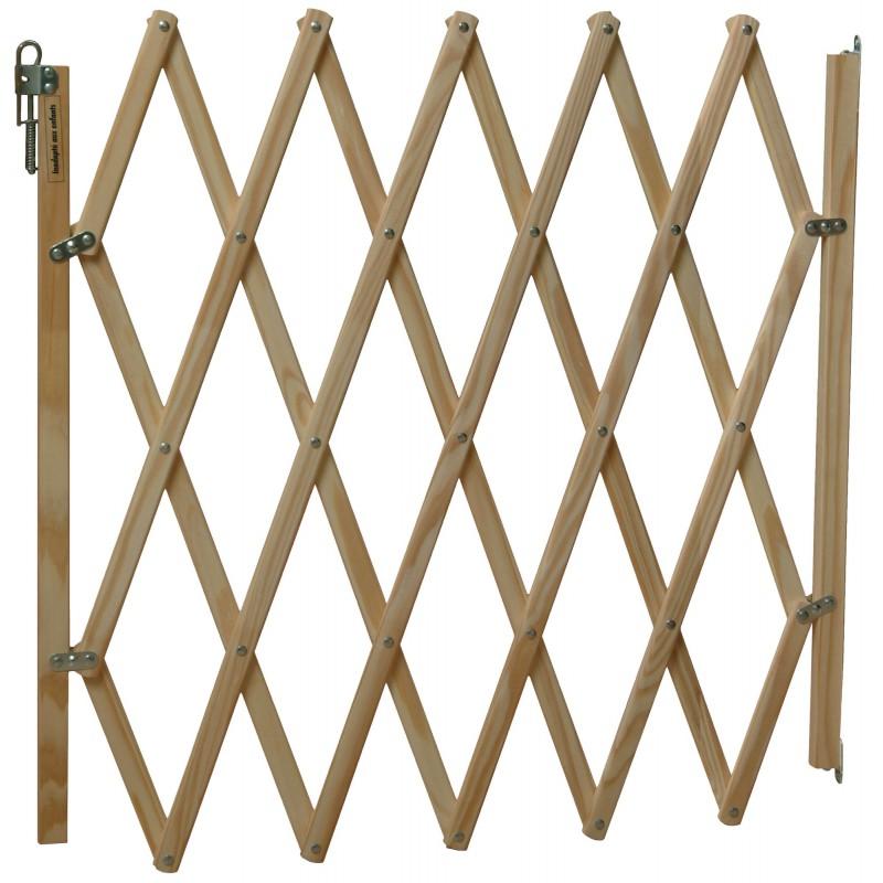 Barrière extensible pour animaux Nordlinger - Longueur 60 à 100 cm