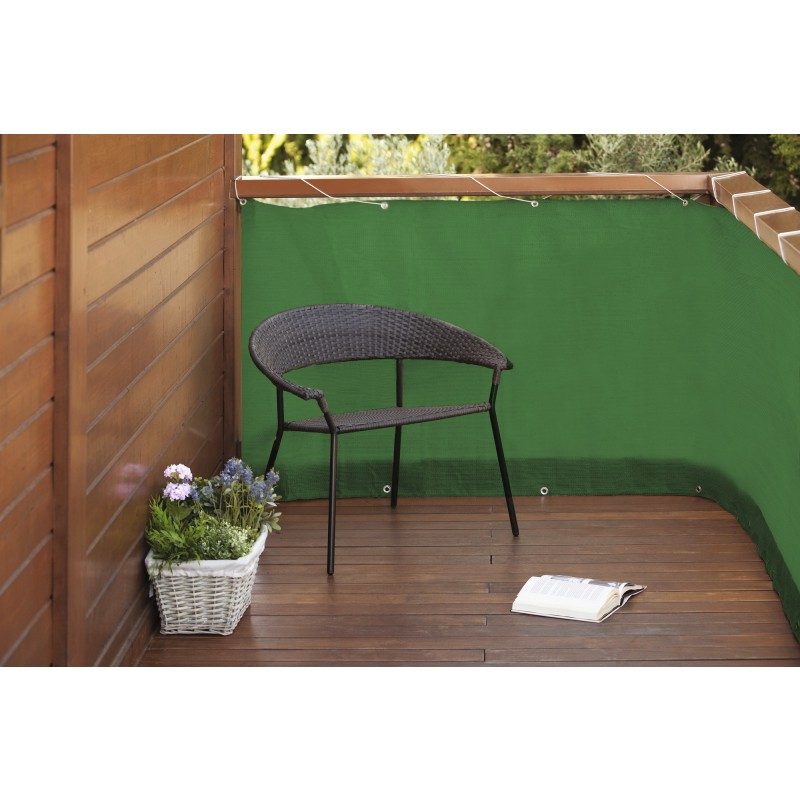 brise vue balcon easy catral longueur 25 m hauteur 1 m. Black Bedroom Furniture Sets. Home Design Ideas