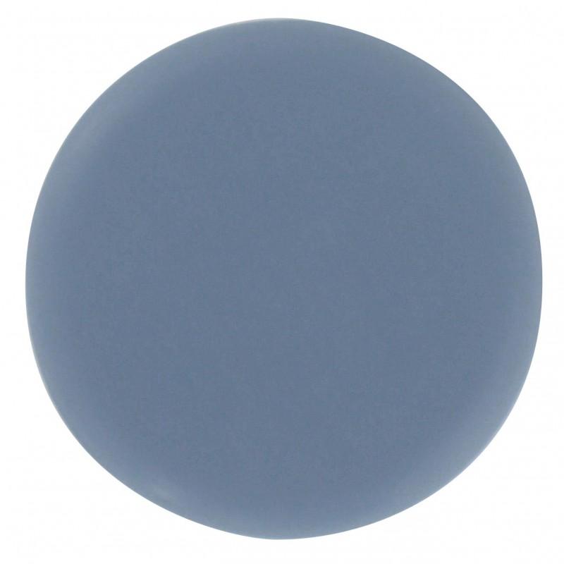 Patin glisseur adhésif gris PVM - Diamètre 40 mm - Vendu par 4