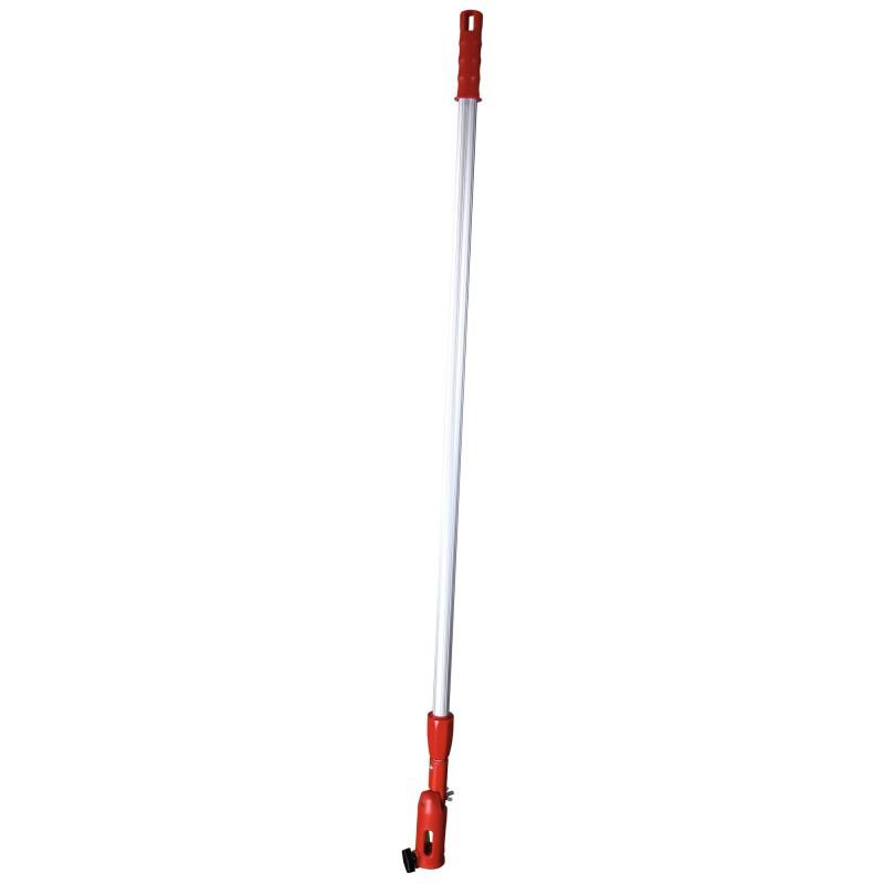 Perche télescopique Outibat - Avec articulation - Dimensions 123 à 200 cm