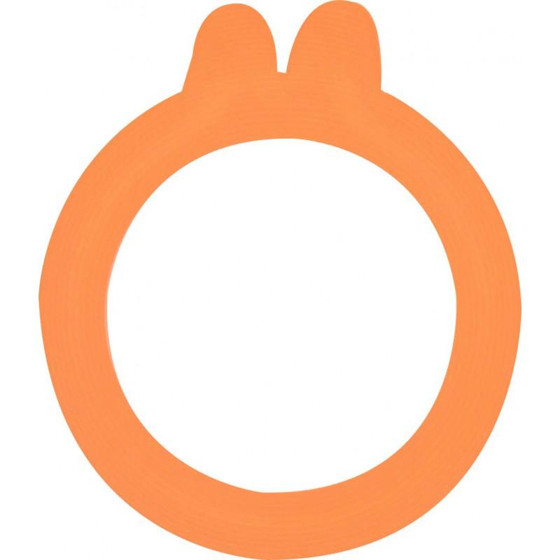 Rondelle universelle 2 oreilles Le Parfait - Diamètre intérieur 65 mm, extérieur 85 mm - Vendu par 10