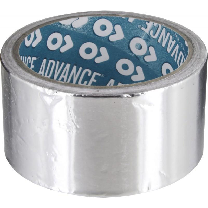 Bande autocollante aluminium 120°C DMO