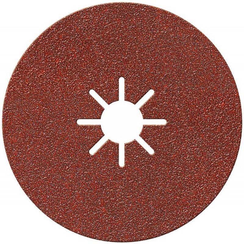 Disque alésage étoilé diamètre 22 mm SCID - Grain 36 - Vendu par 3