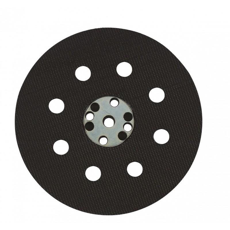Plateau caoutchouc auto-agrippant PEX 115 Bosch - Pour ponceuse Pex 115A - Diamètre 115 mm