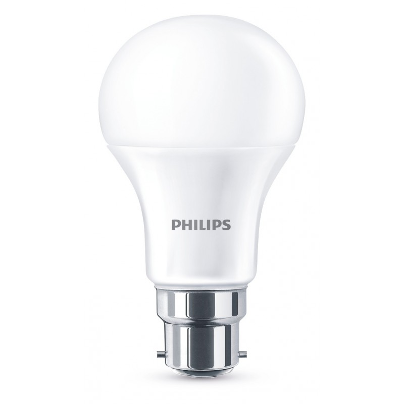 Ampoule LED standard B22 Philips - 806 Lumens - 8 W