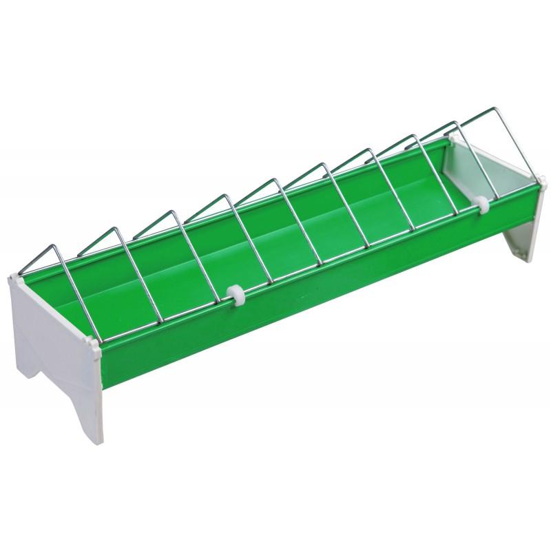 Mangeoire plastique Chapron Lemenager - Longueur 50 cm