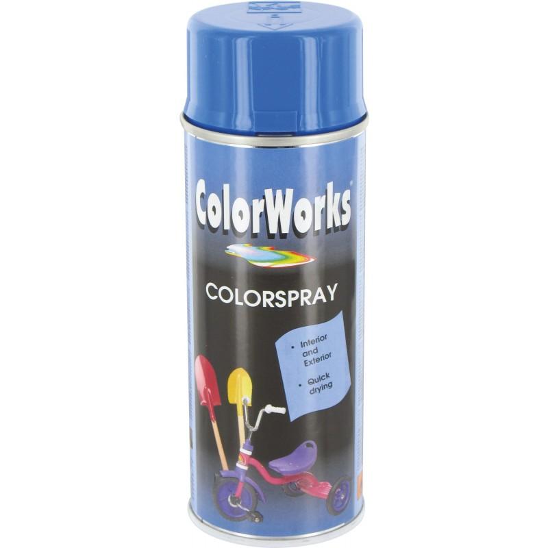 Peinture brillante Colorworks - Bleu ciel