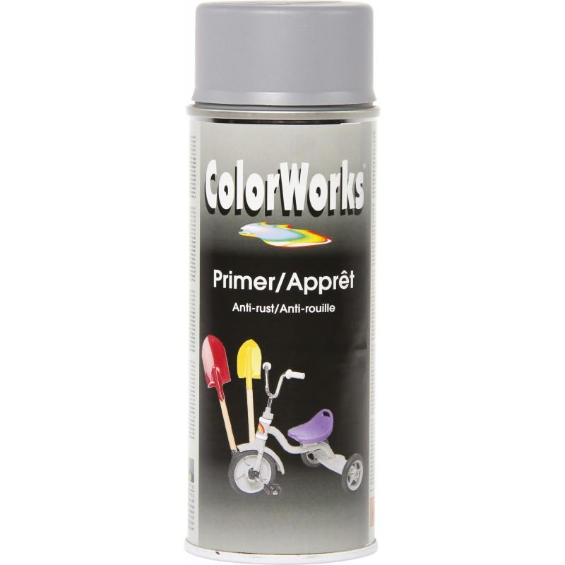 Primer apprêt Colorworks - Gris
