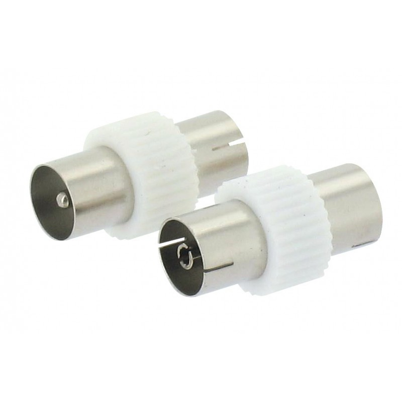 Adaptateur diamètre 9 / 9,52 mm Dhome - F/M - F/F