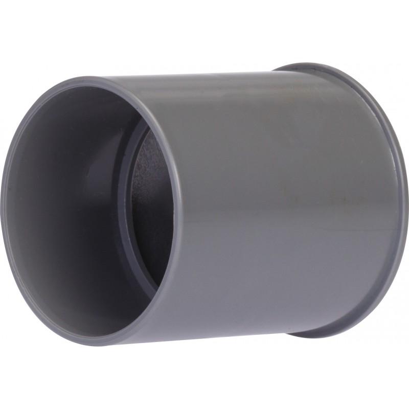 Manchon avec butée intérieure Femelle / Femelle Girpi - Diamètre 50 mm