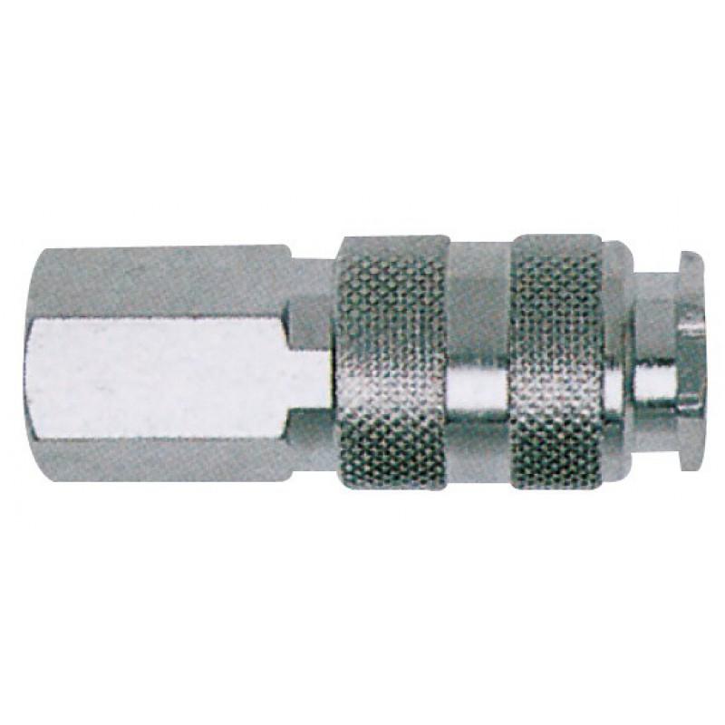 Coupleur universel rapide métal Mecafer - 1/4 F
