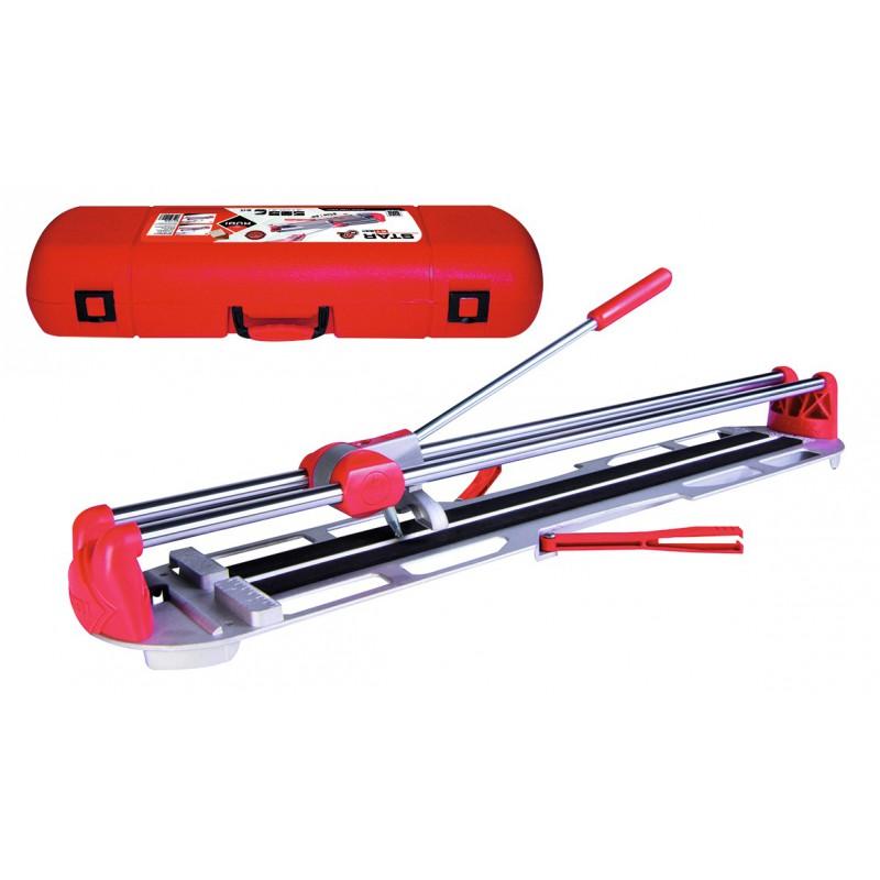 Machine à couper les carreaux Star Rubi - Coffret plastique - Longueur de coupe 420 mm