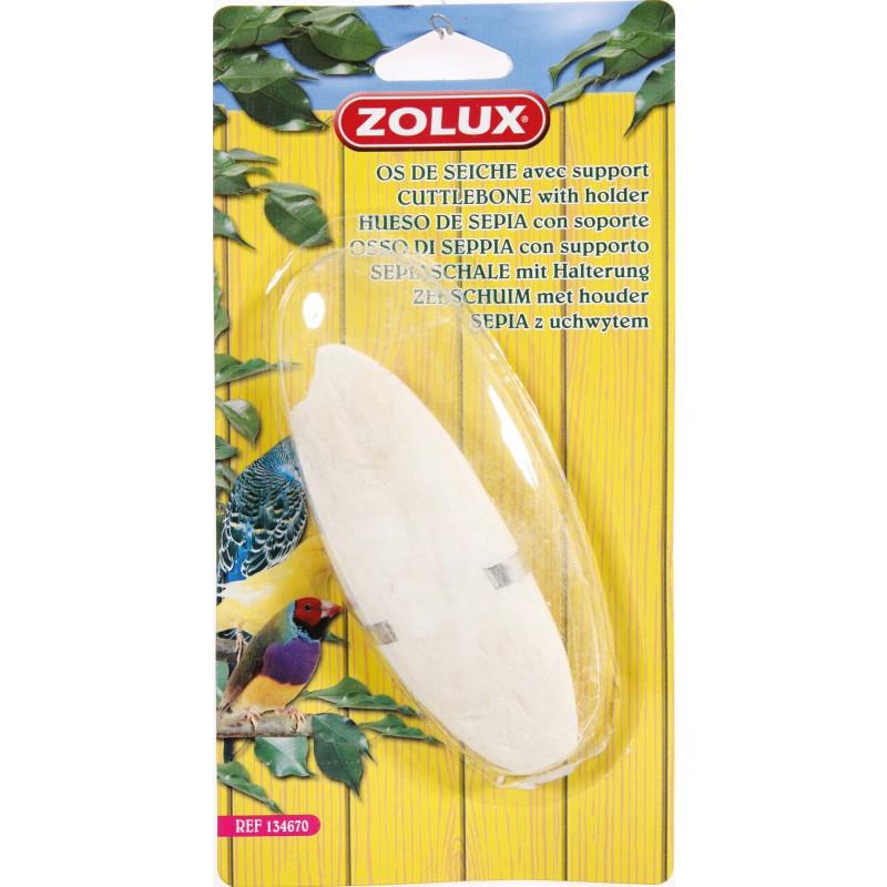 Os de seiche avec support Zolux - Vendu par 1