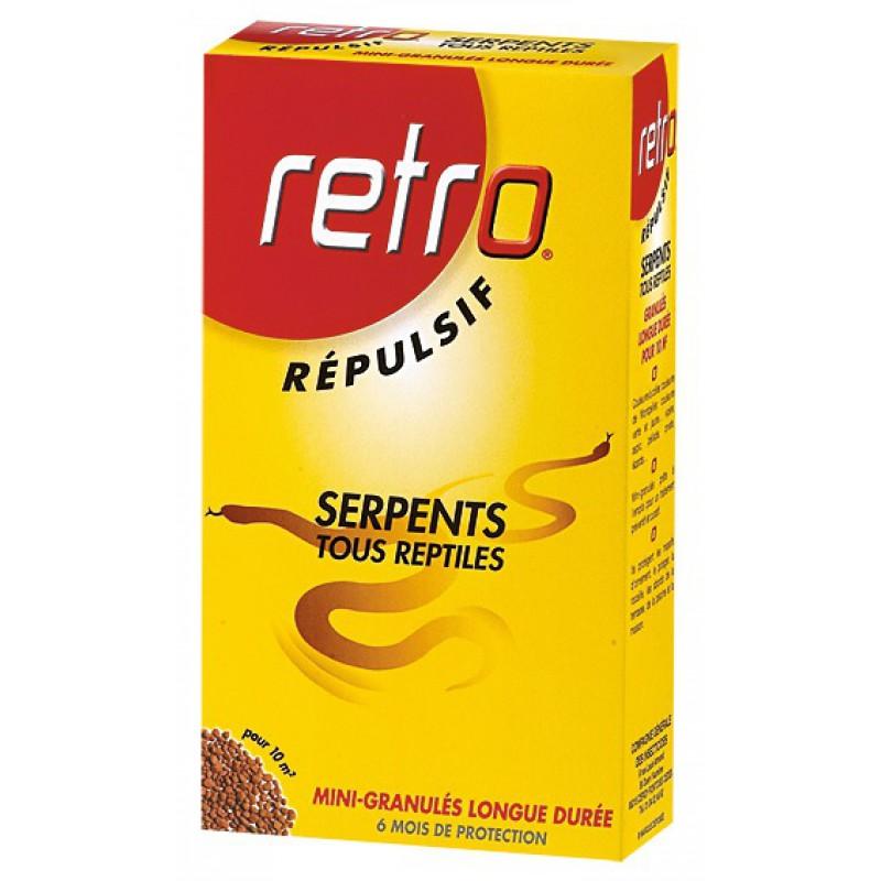 Répulsif serpents Retro - Granulés 400 g