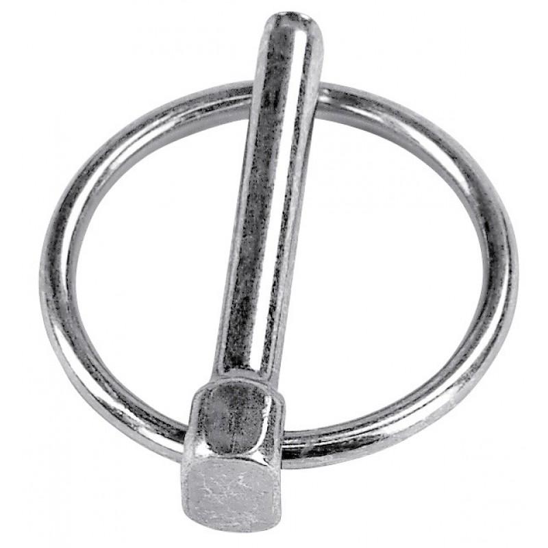 Goupille clip Chaubeyre - Diamètre 11 mm - Longueur 45 mm - Vendu par 1