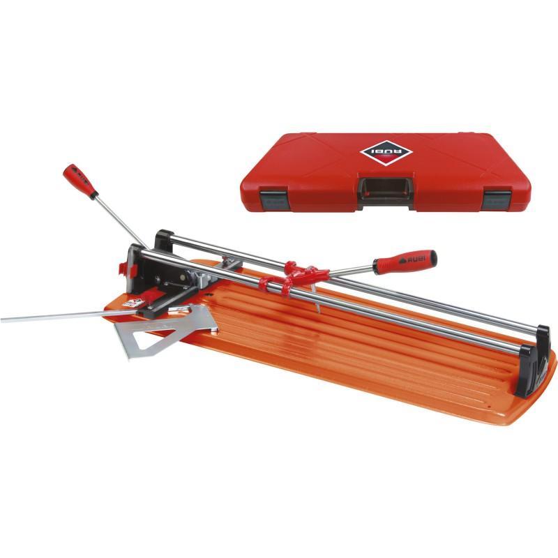 Machine à couper les carreaux TS Rubi - TS 66 Max Orange - Longueur de coupe 660 mm
