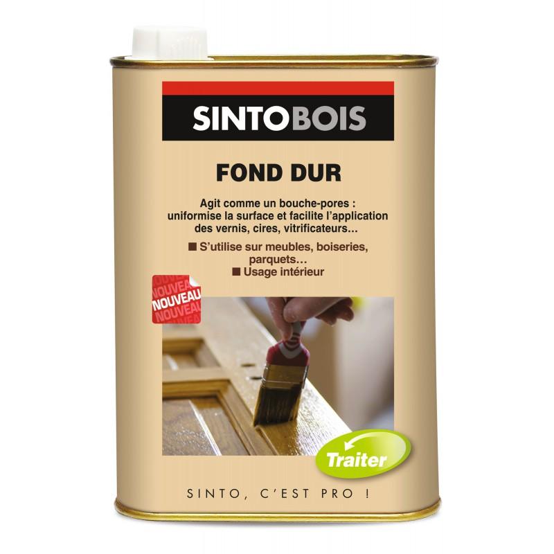 Fond dur antiquaire incolore Sinto - 500 ml