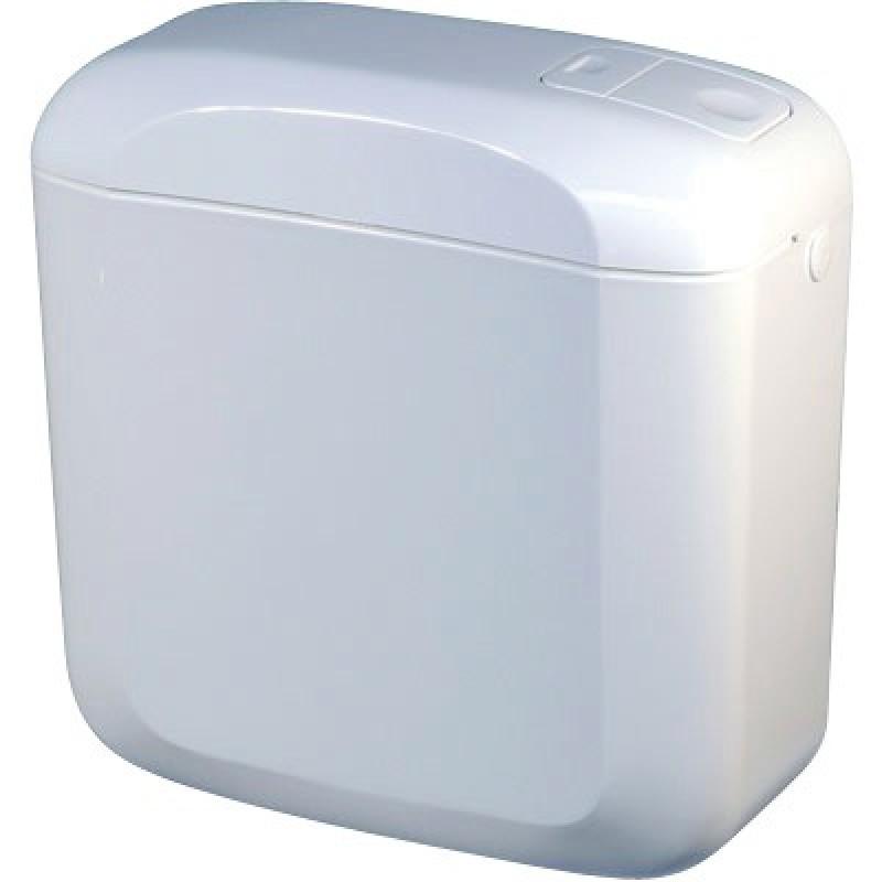 Réservoir double débit attenant Bi-flo 150 Regiplast