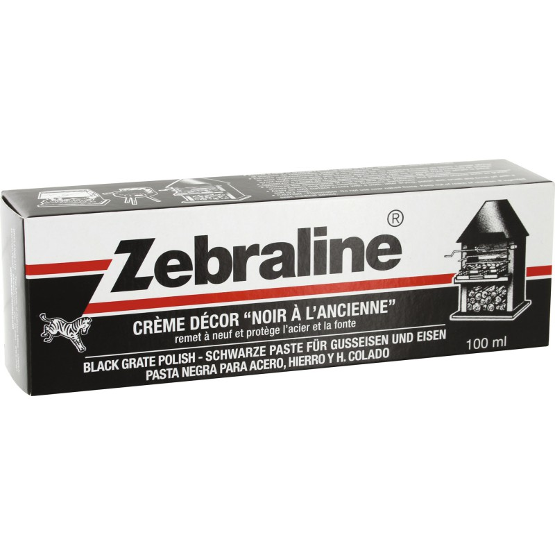 Zebraline - Noir - Tube 100 ml