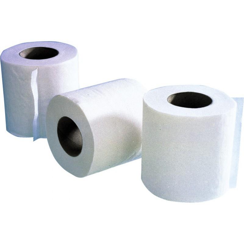 Papier toilette - 10 paquets de 4 rouleaux