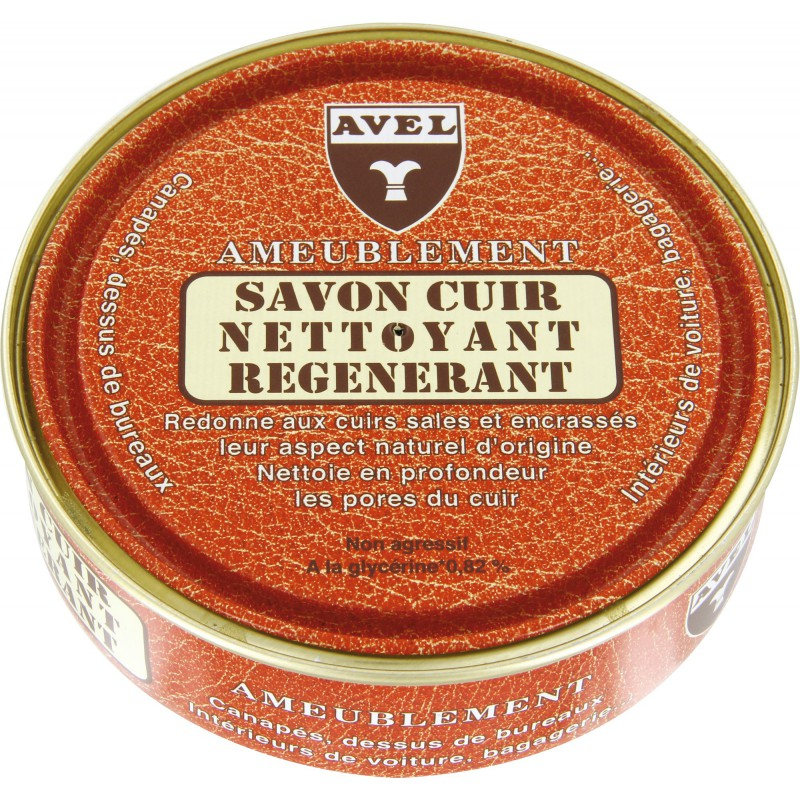 Savon nettoyant Avel - Boîte 200 ml