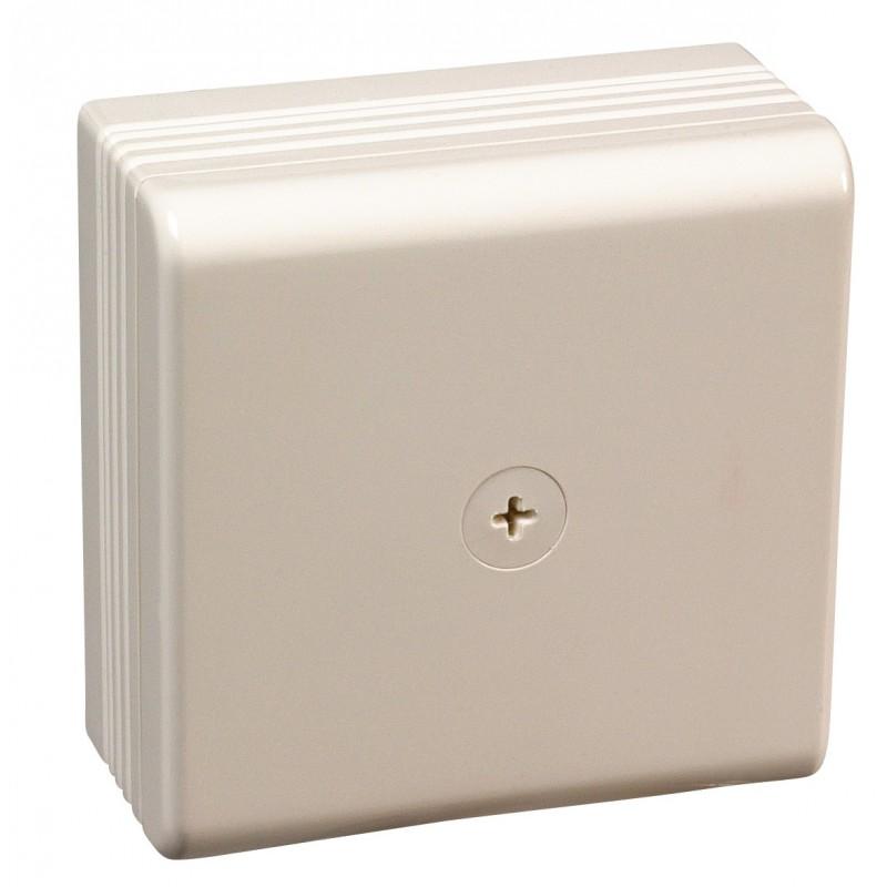 Boîte de dérivation Legrand - Dimensions 75 x 75 x 35 mm