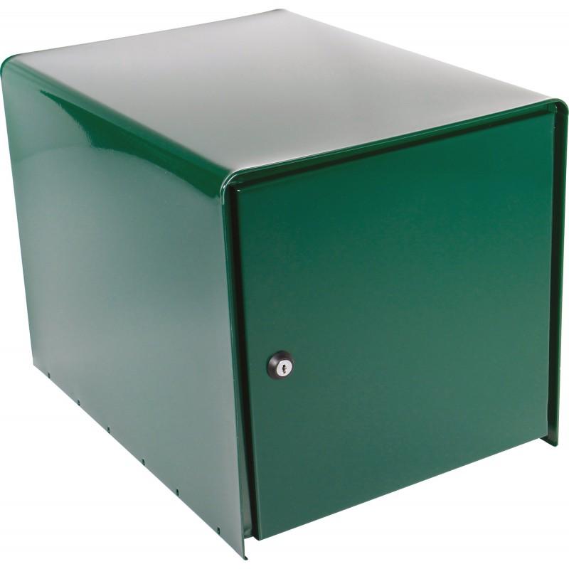 Remarquable Boîte aux lettres à ouverture totale R-Box Lys Decayeux - Double WU-62