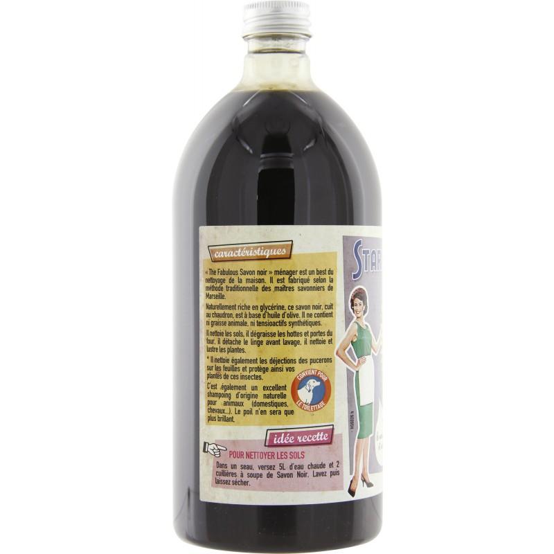 savon noir starwax the fabulous concentr 1 l de savon noir 1066573 mon magasin g n ral. Black Bedroom Furniture Sets. Home Design Ideas
