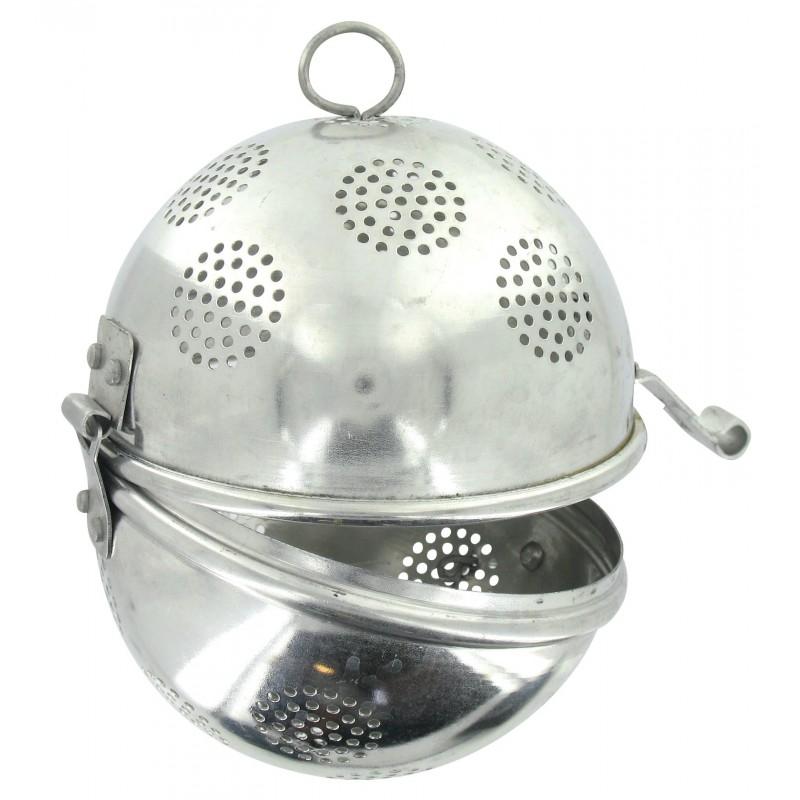 Boule à riz aluminium Tellier - Diamètre 12 cm