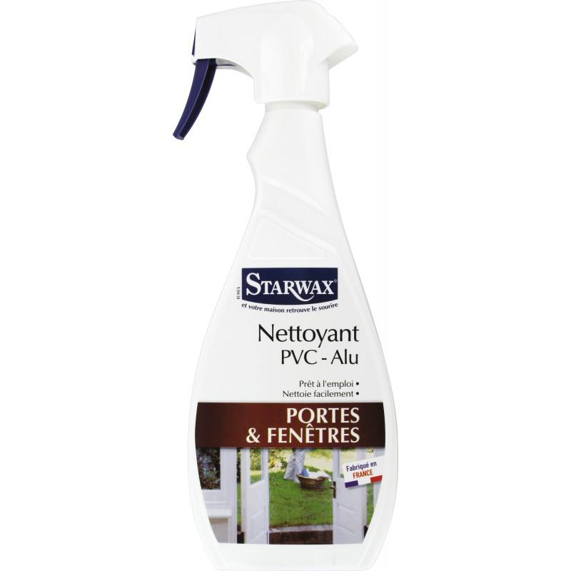 Nettoyant PVC porte / fenêtre Starwax - Pulvérisateur 500 ml