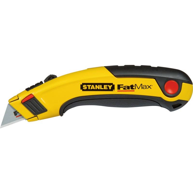Couteau à lame rétractable - Stanley Fatmax
