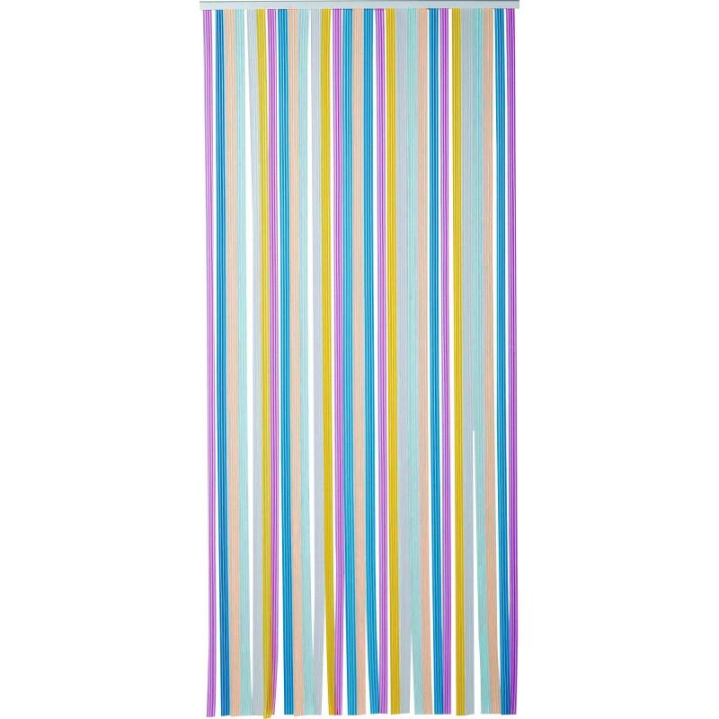 rideau de porte lani re tahiti 100 x 220 cm multicolore de rideau de porte lani re. Black Bedroom Furniture Sets. Home Design Ideas