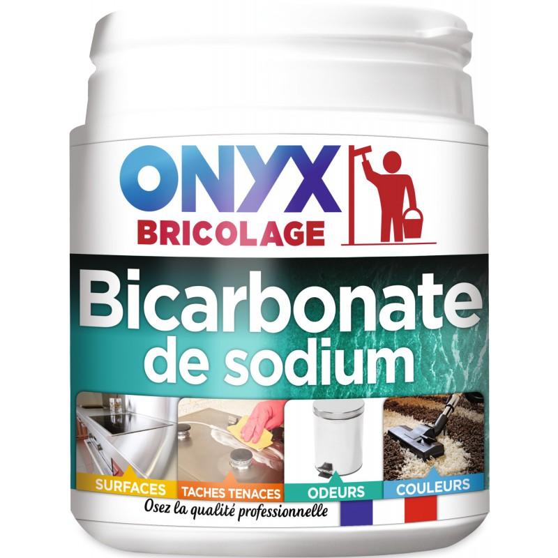 Bicarbonate de sodium Onyx - Boîte 500 g