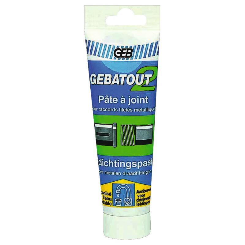 Etanchéite eau potable raccord métal Geb - Tube 125 ml