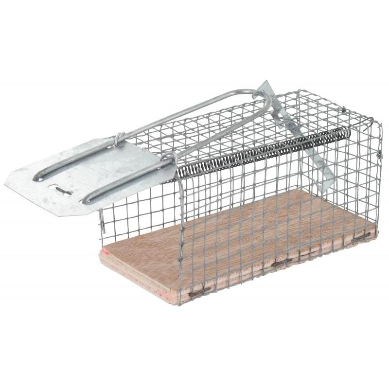 Nasse à rats Masy - 1 entrée - Longueur 28 cm
