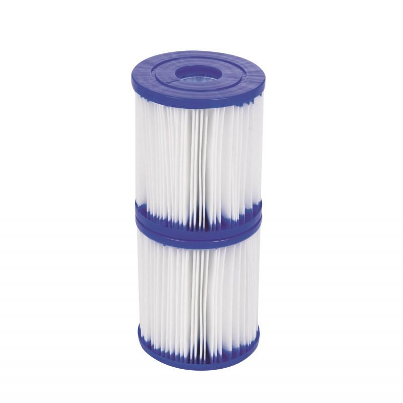 Cartouche filtration piscine Type (I) Bestway - Modèle 58093 - vendu par 2