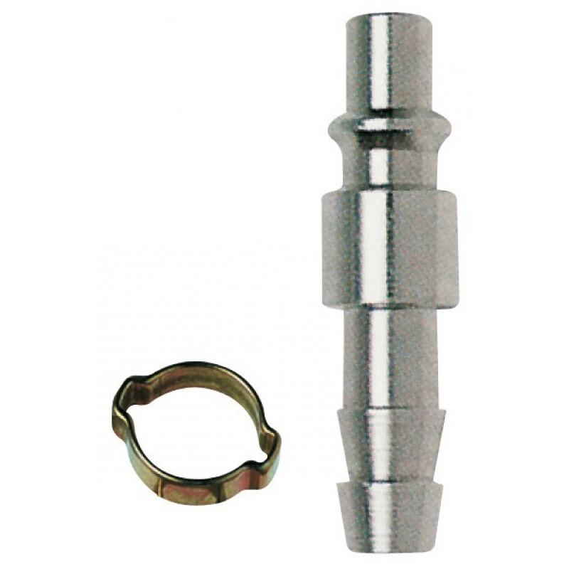 Insert cannelé Mecafer - Pour tuyau 6 x 11