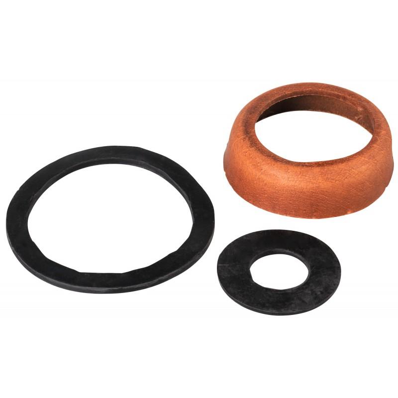Joint cuir pour pompe à main de diamètre 75 mm