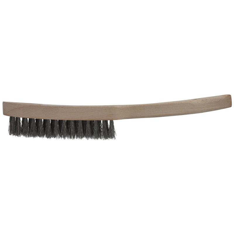 Brosse à manche inox SCID - Longueur 24 mm
