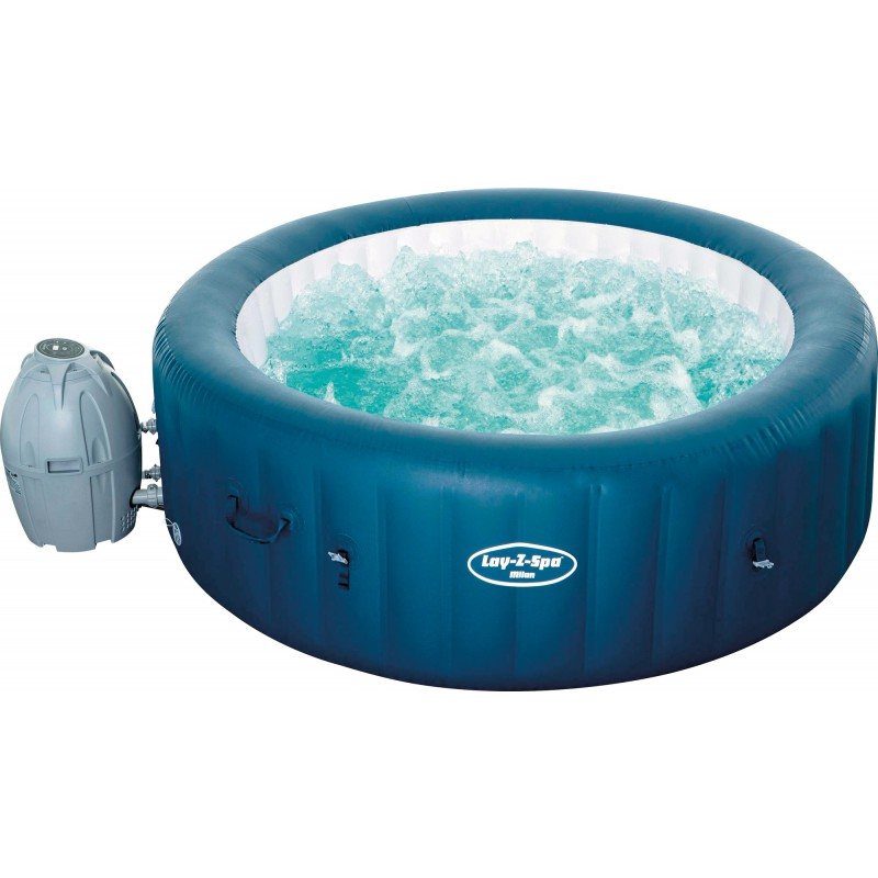 Spa gonflable rond Milan Bestway - 4 / 6 places - 916 l